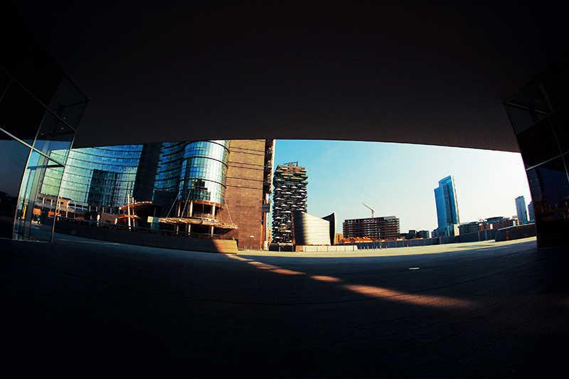 Milano Porta Nuova