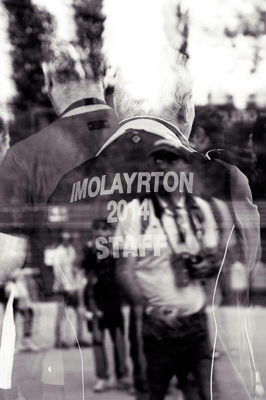 AYRTON SENNA SEMPRE Imola - 1 maggio 2014