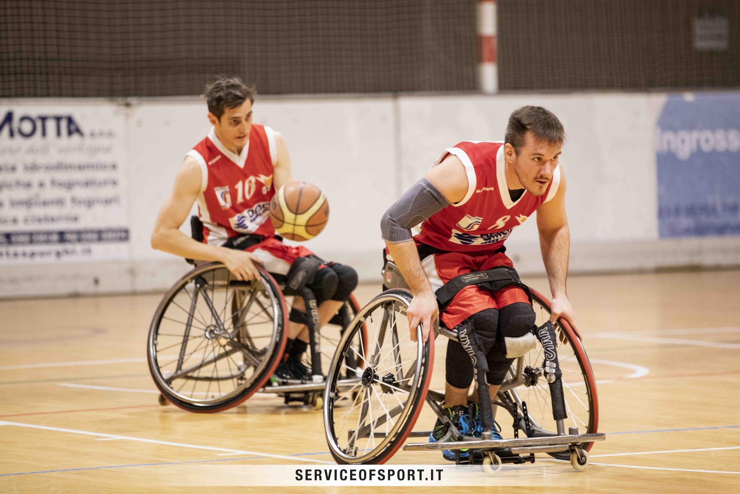 Basket Seregno